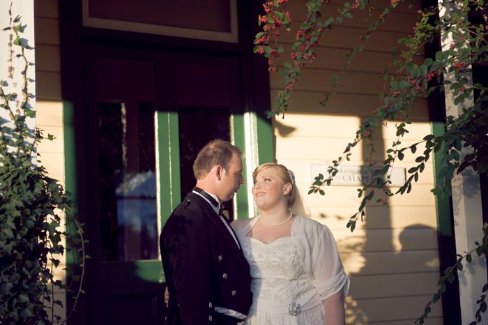 Sarah and Jame's Coolangatta Estate Wedding