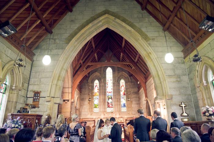 Bodalla Church Wedding