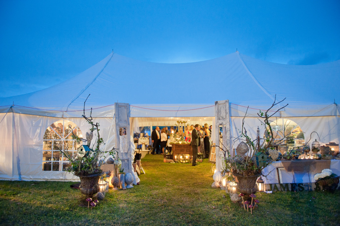 South Coast Farm Wedding
