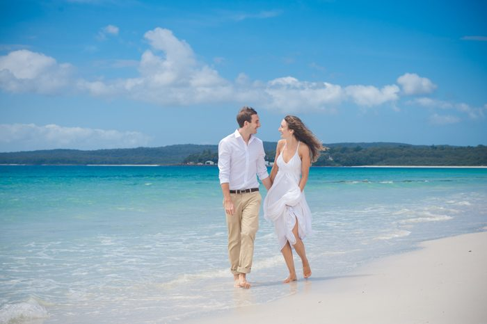 Hyams Beach Elopement