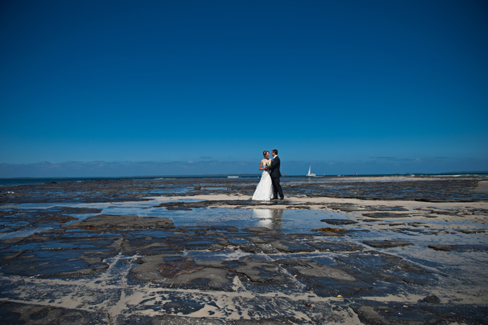 Jervis Bay Beach Wedding {A Few Frames}