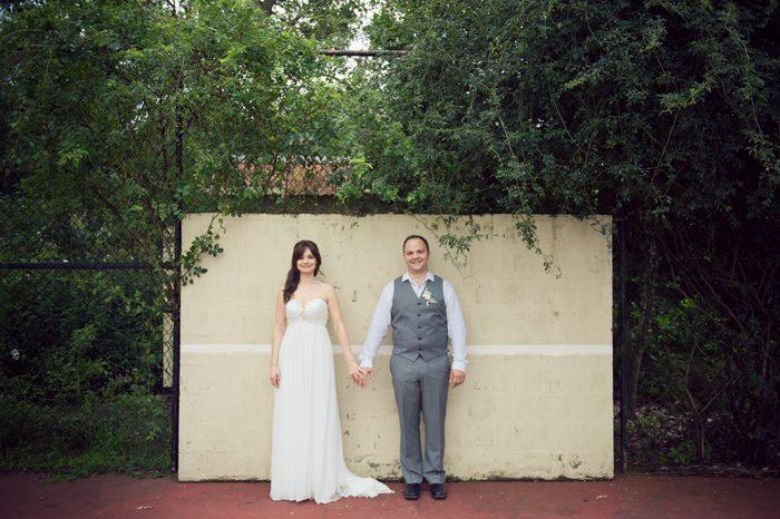 Alyssa and Brett's Merribee House Wedding