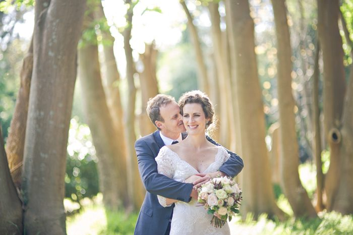 James and Erin's South Coast Wedding