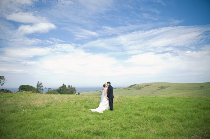Gerringong wedding photo