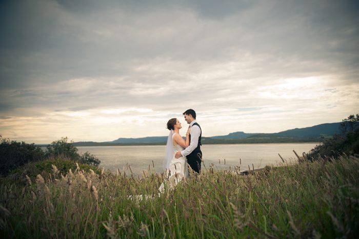 Sarah and Robert's Coolangatta Estate Wedding