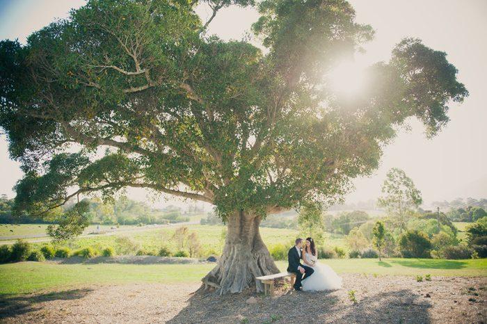 Jenna and Geoff's Silos Estate Wedding