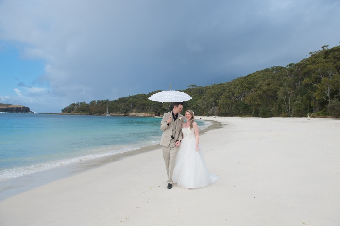 Murrays Beach Wedding