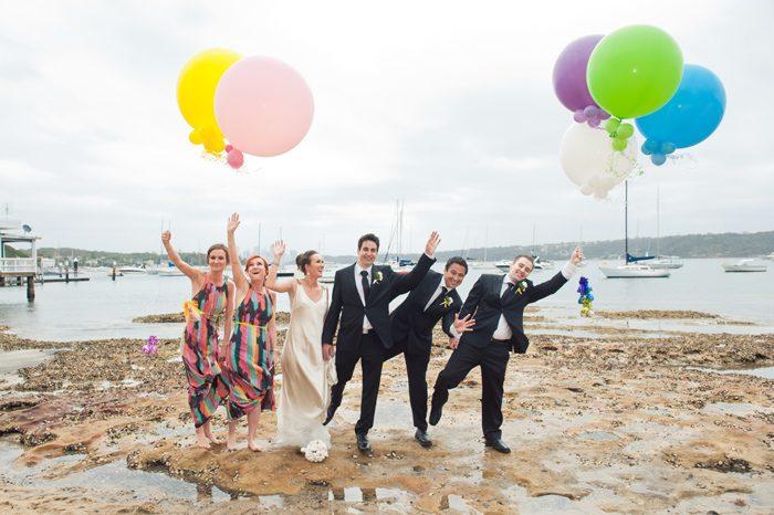 Sydney Wedding In Stop Motion