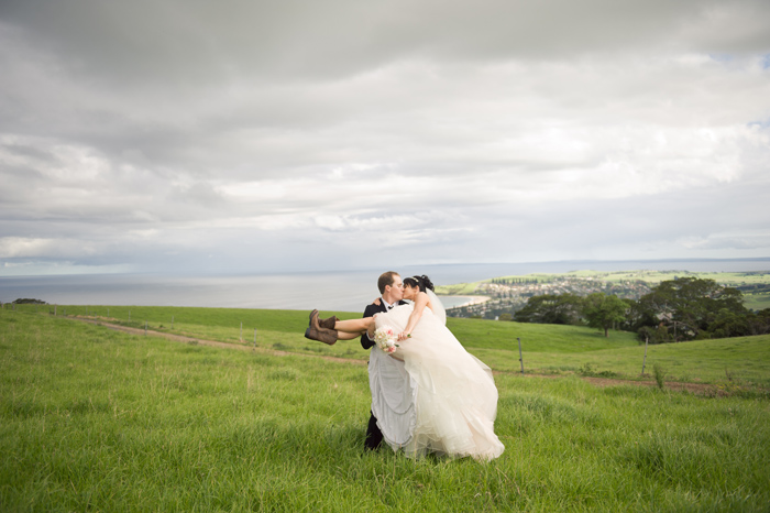 Clare and Jamie's Gerringong Wedding