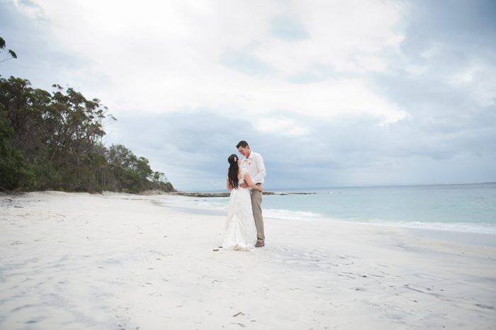 Gaby and Jay's Jervis Bay Wedding