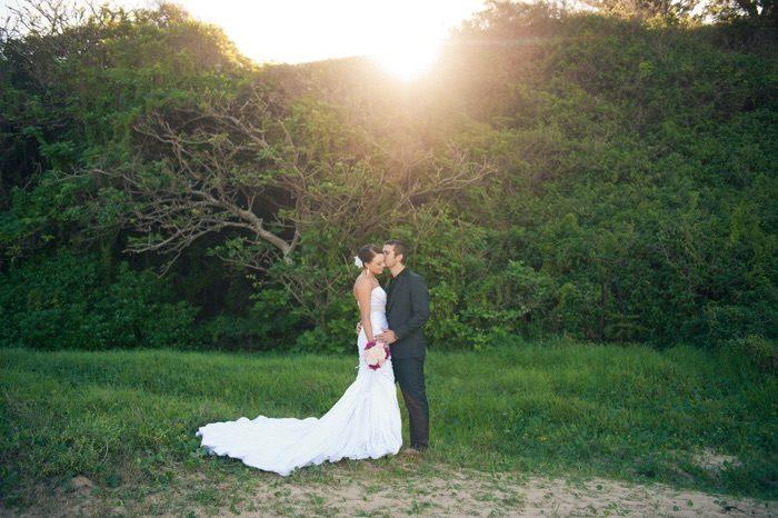 Leah and John's Kiama Wedding