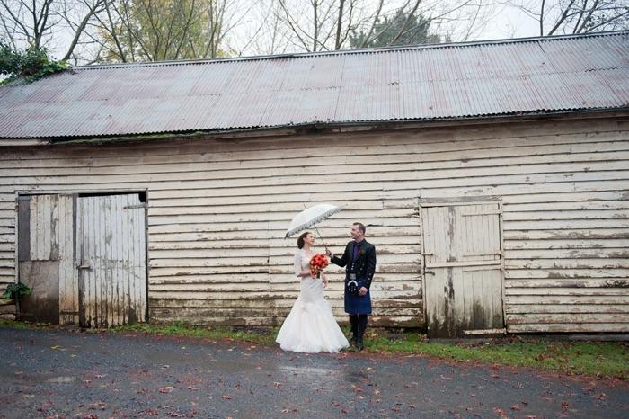 Marina and Robert's Peppers Manor House Wedding