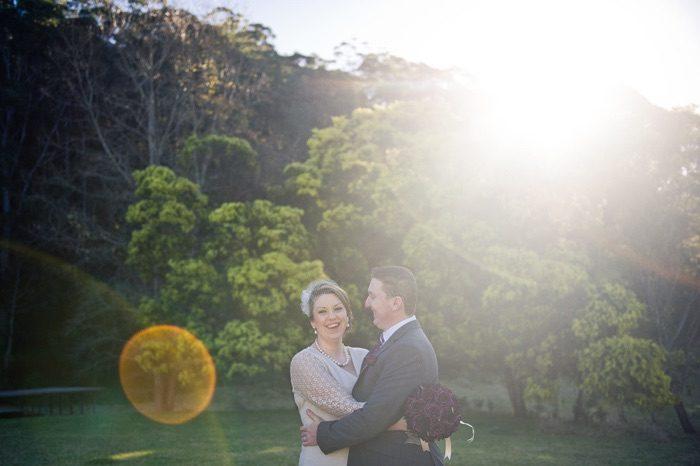 Natalie and Michael's Kangaroo Valley Elopement