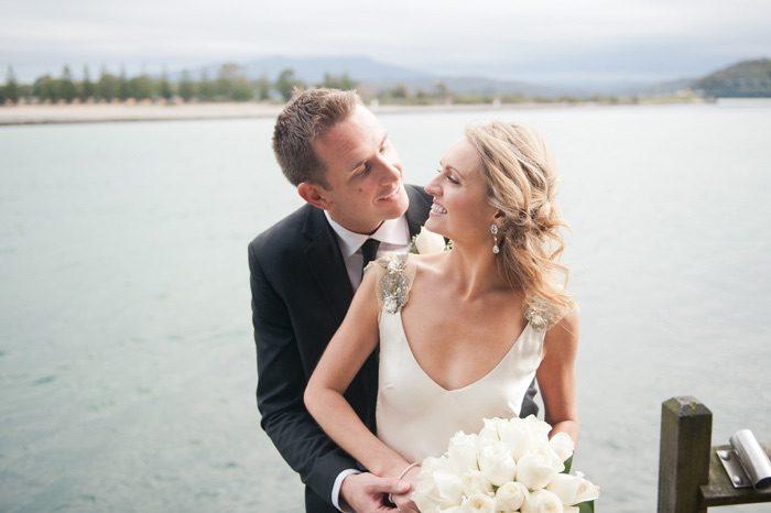 Sarah and Karl's Narooma Wedding
