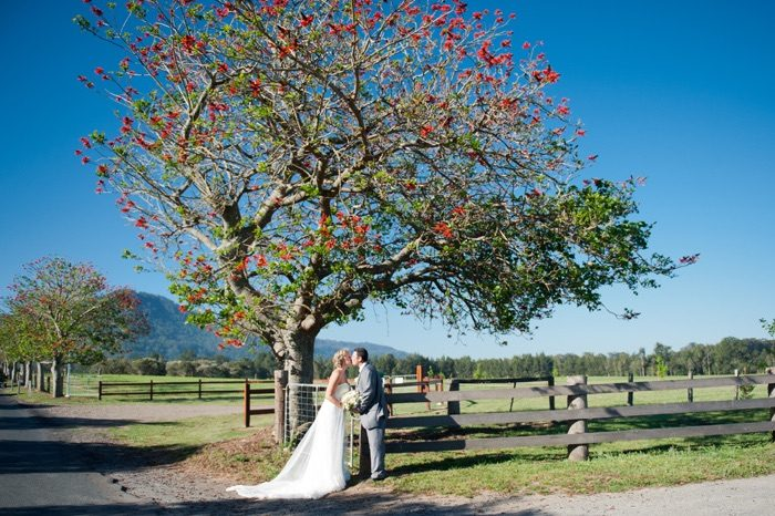 Stacey and Chris's Cambewarra Estate Wedding