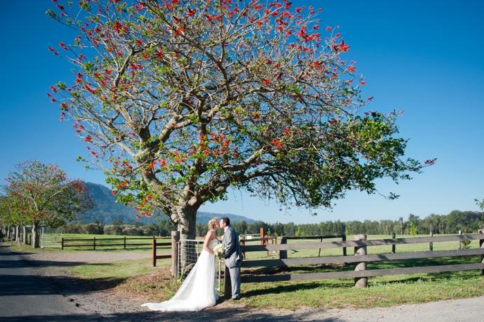 Stacey and Chris's Cambewarra Estate Wedding