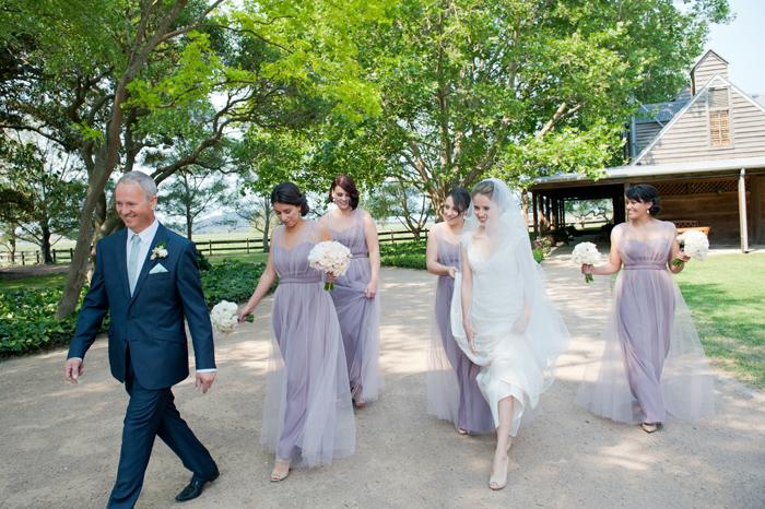 Terara Garden wedding
