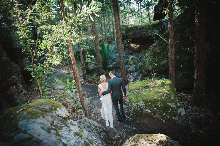 Amie and Kearrin's Kangaroo Valley Wedding