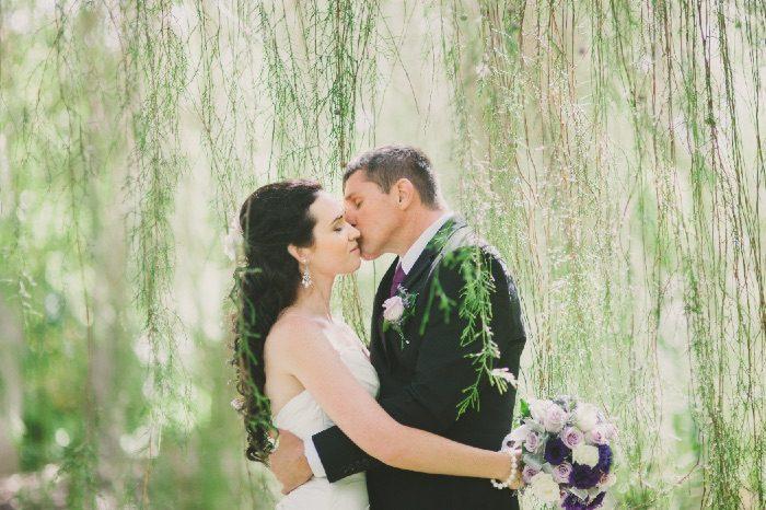 Chelsea and Damien's Tilba Tilba Wedding