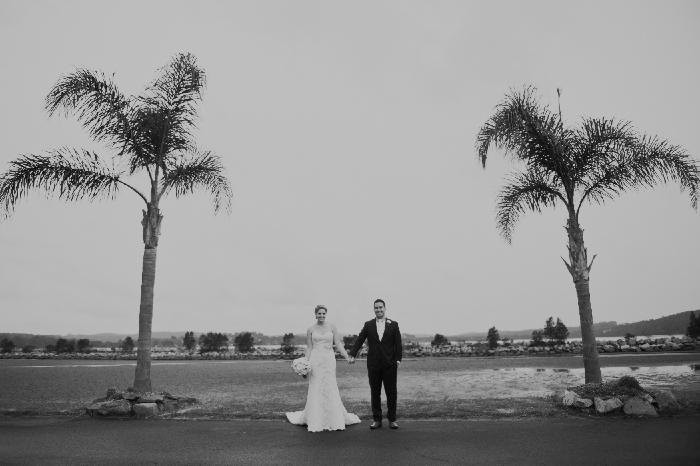 Carlos and Kelly's CoachHouse Marina Resort Wedding
