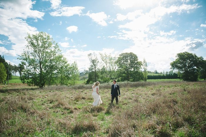 Mel and Andy's Southern Highlands Wedding in Stop Motion