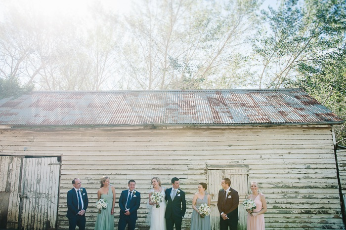 Melissa and Andy's Peppers Manor House Wedding
