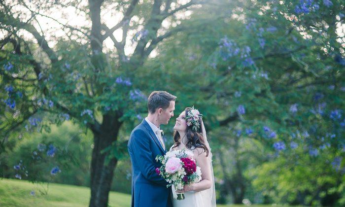 Heather and Michael's Bundanon Trust Wedding