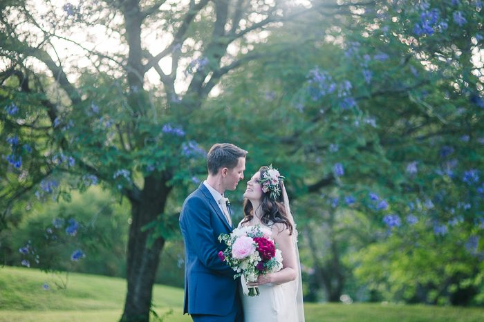 Heather and Michael's Bundanon Trust Wedding