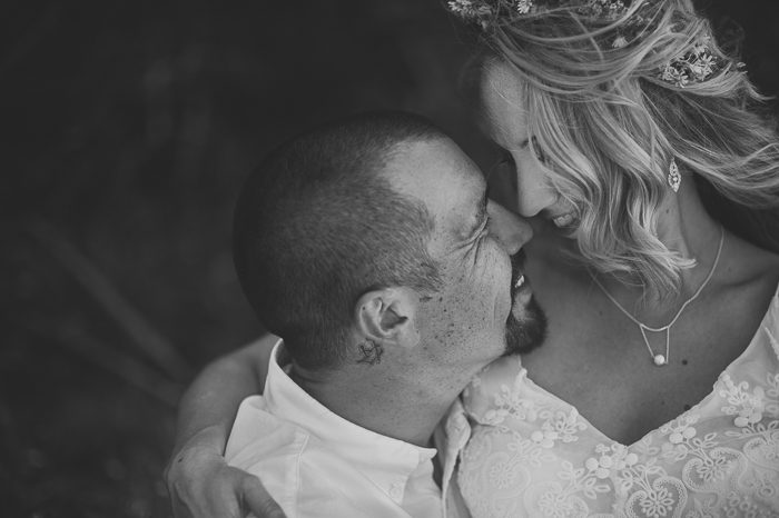 Jess & Enku's Mollymook Beach Wedding