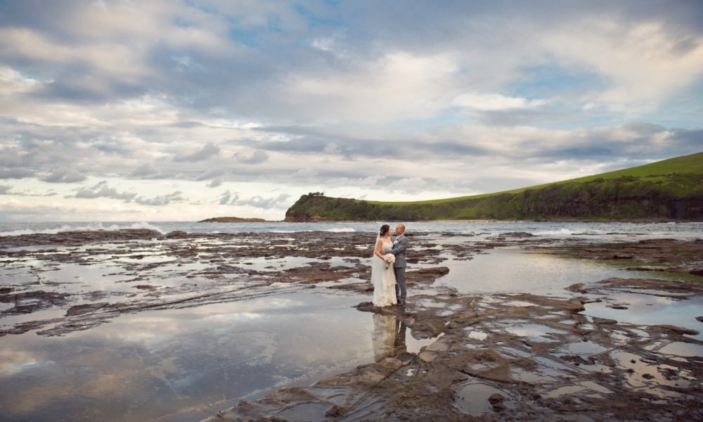 Gerringong wedding photographer