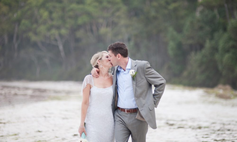 Jervis bay wedding photographer