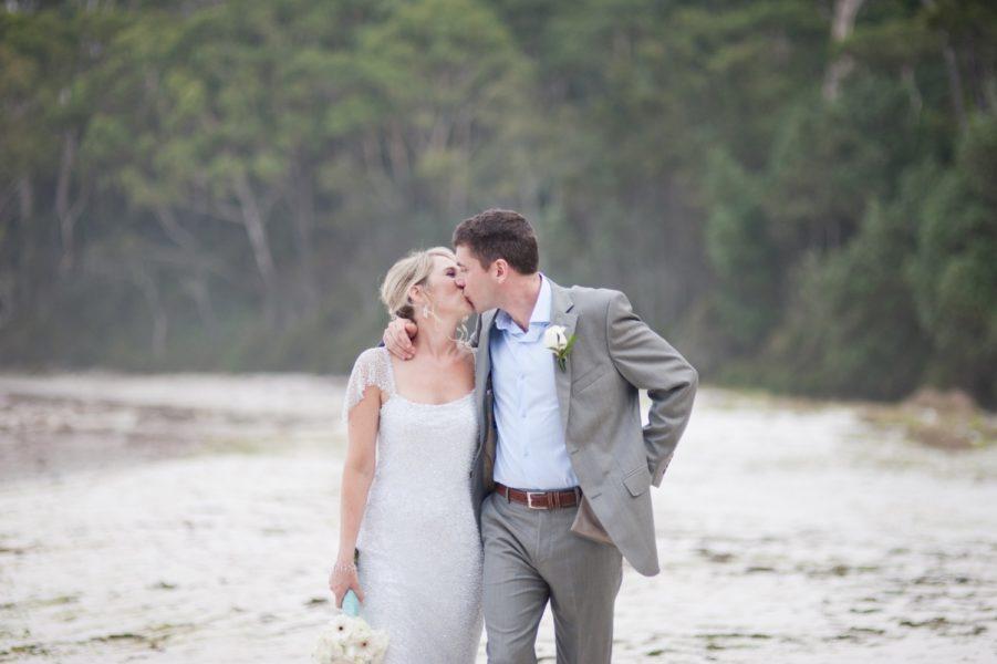 Jervis bay wedding photographer