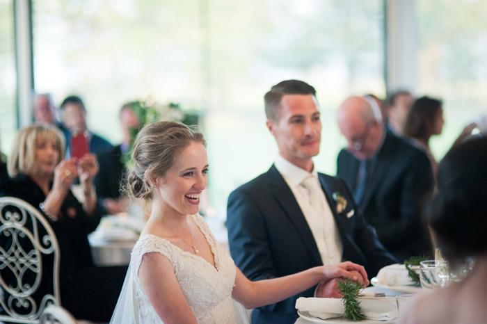 Terrara House wedding