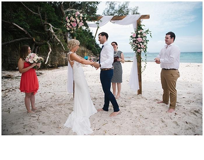 Jervis Bay beach wedding188