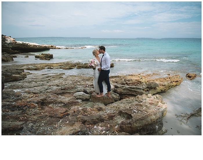 Jervis Bay beach wedding200
