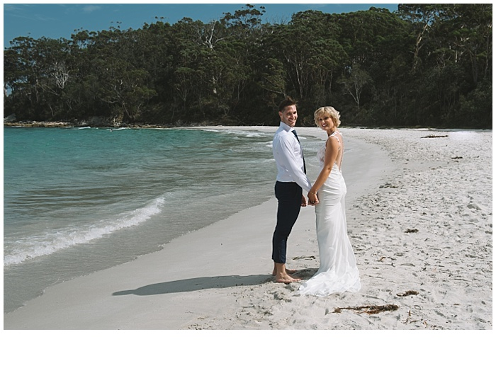 Jervis Bay beach wedding202