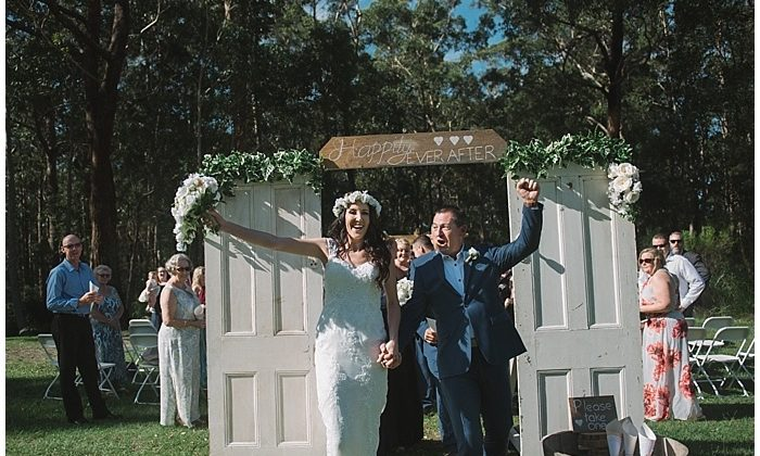 BAWLEY BUSH RETREAT WEDDING
