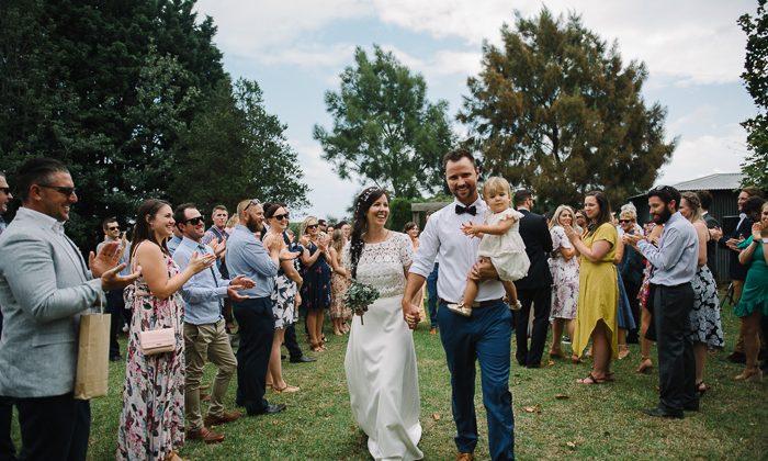 Dani and Jake's Worrowing Wedding