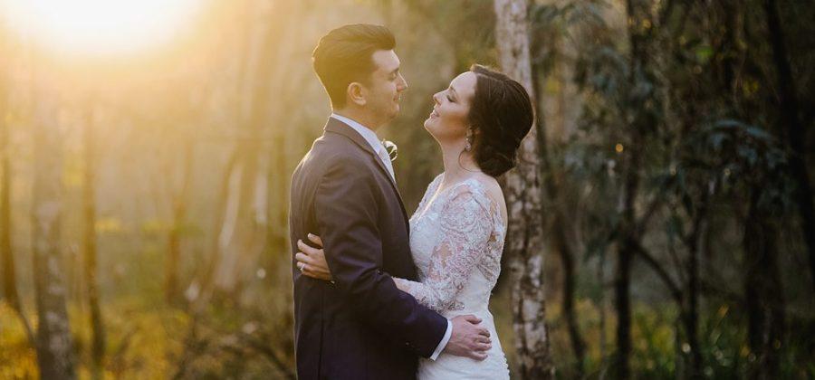 Rachel and Jason's Bewong River Retreat Wedding