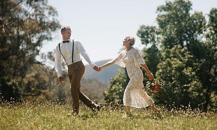 Intimate Kangaroo Valley Wedding